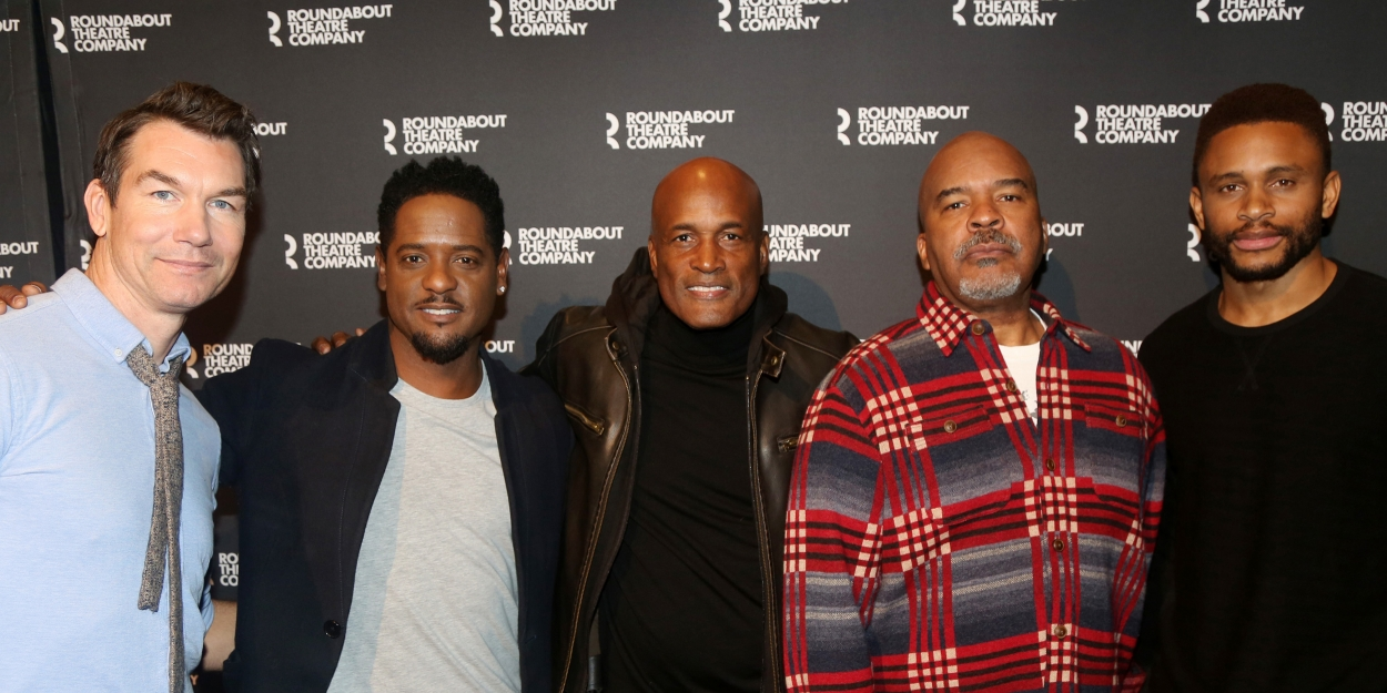 Photo Coverage: Meet the Company of A SOLDIER'S PLAY on Broadway!