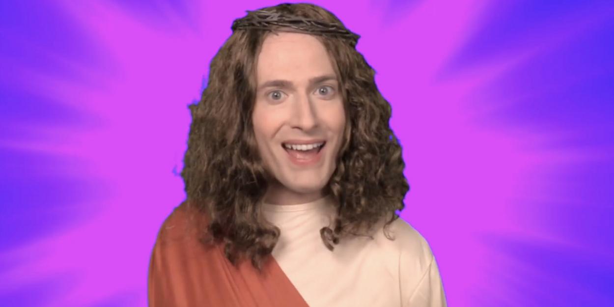VIDEO: Randy Rainbow Releases New JESUS CHRIST SUPERSTAR Parody