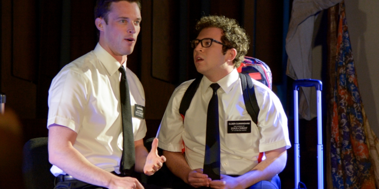 BWW Review: THE BOOK OF MORMON at Thousand Oaks Civic Arts Plaza
