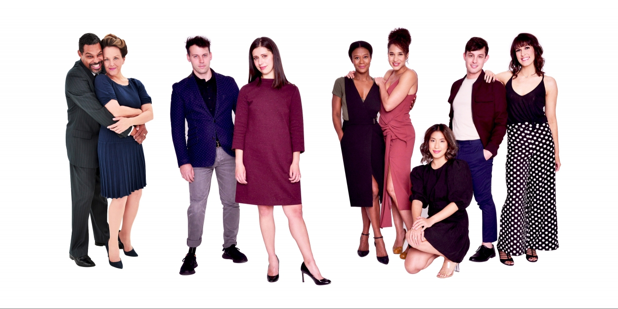 Photo Flash: First Look at the Cast of BABY