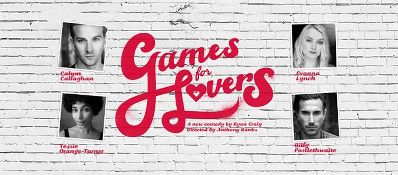 BWW Review: GAMES FOR LOVERS, The Vaults