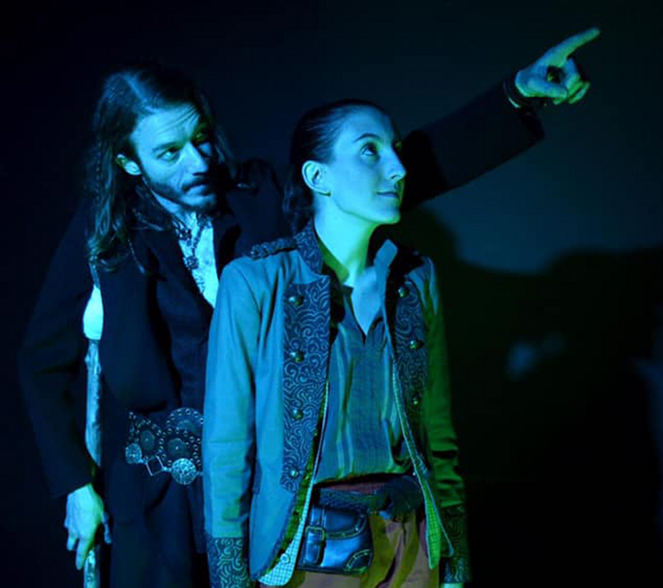 BWW Review: TREASURE ISLAND Sets Sail at Eastline Theatre