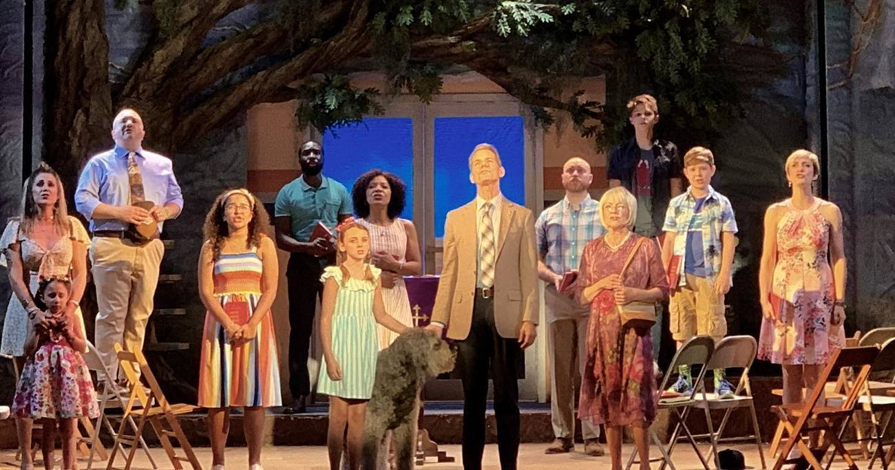 Review Roundup: BECAUSE OF WINN DIXIE at Goodspeed Musicals