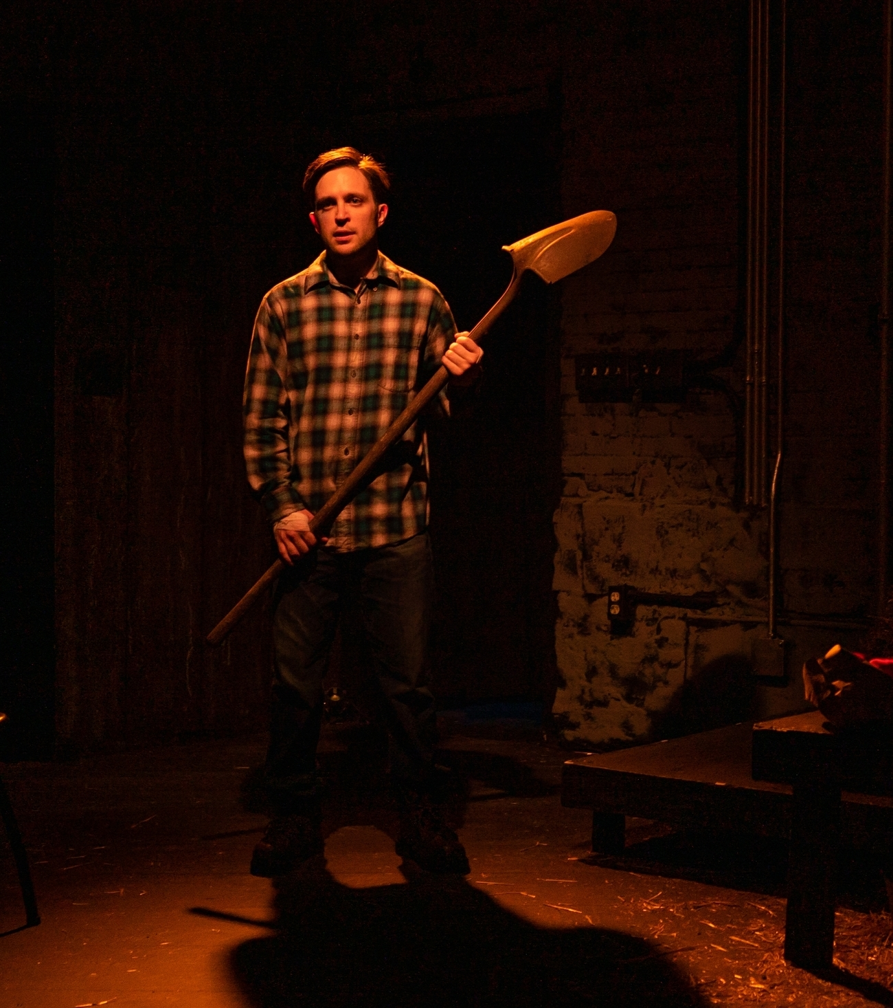 BWW Review: TOM AT THE FARM Fulfills Convergence Continuum's Language, Structure, Space and Performance Mission