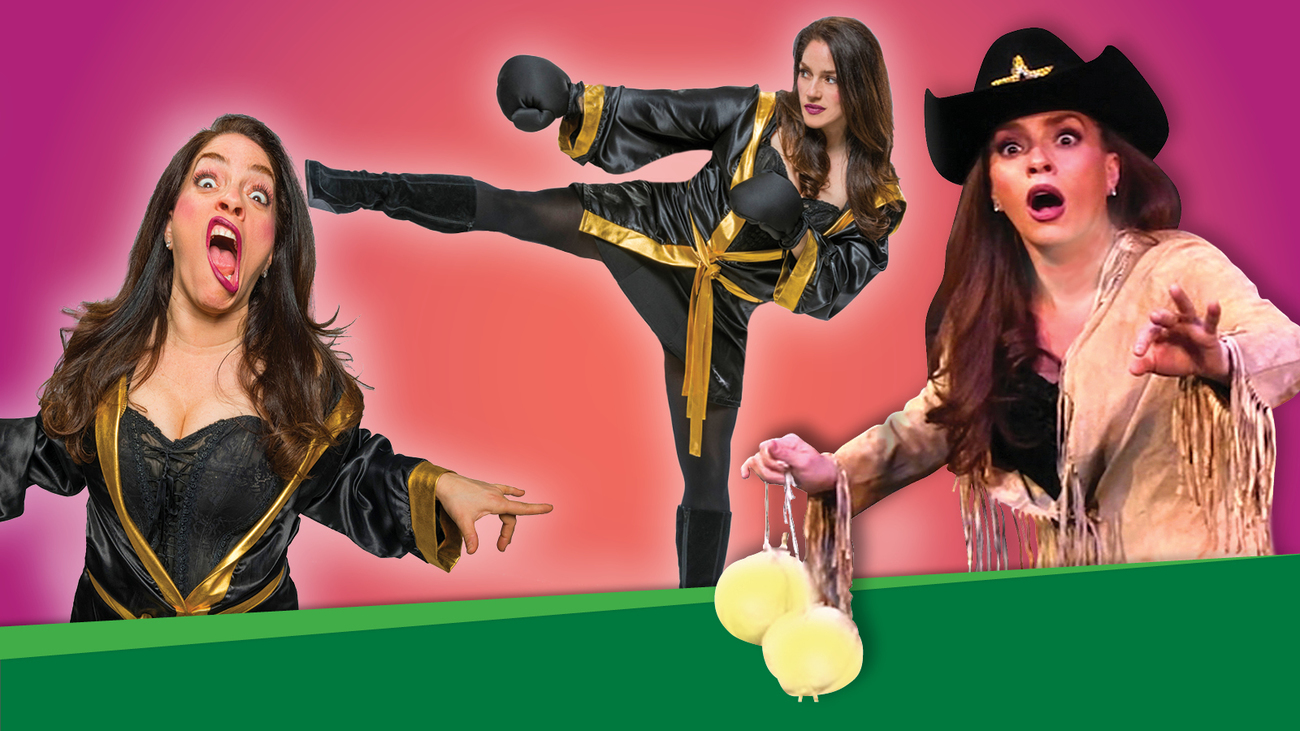 BWW Review: IF THESE BALLS COULD TALK! at Capital Fringe Festival