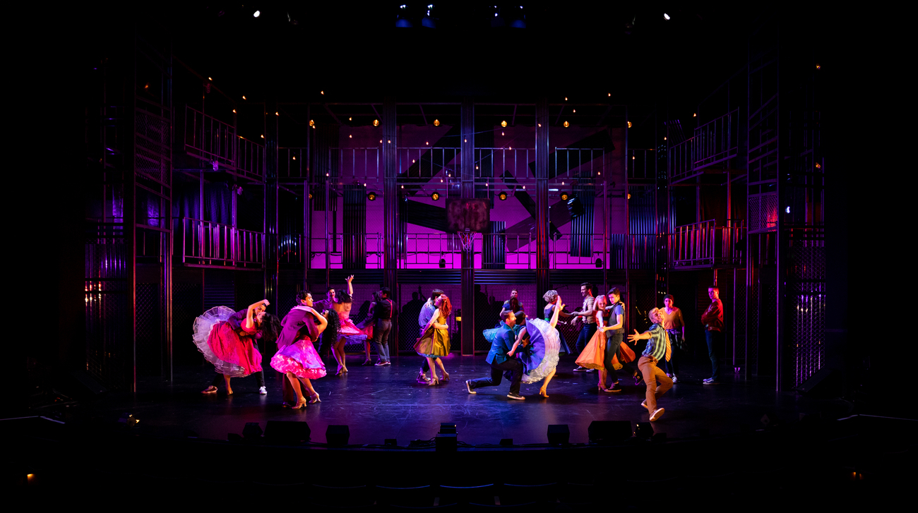 BWW Review: A.D. Players Brings Electric Energy to WEST SIDE STORY