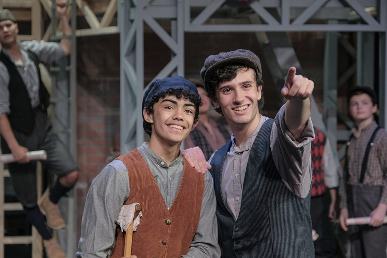 BWW Review: DISNEY'S NEWSIES at JCC Of Rochester SummerStage