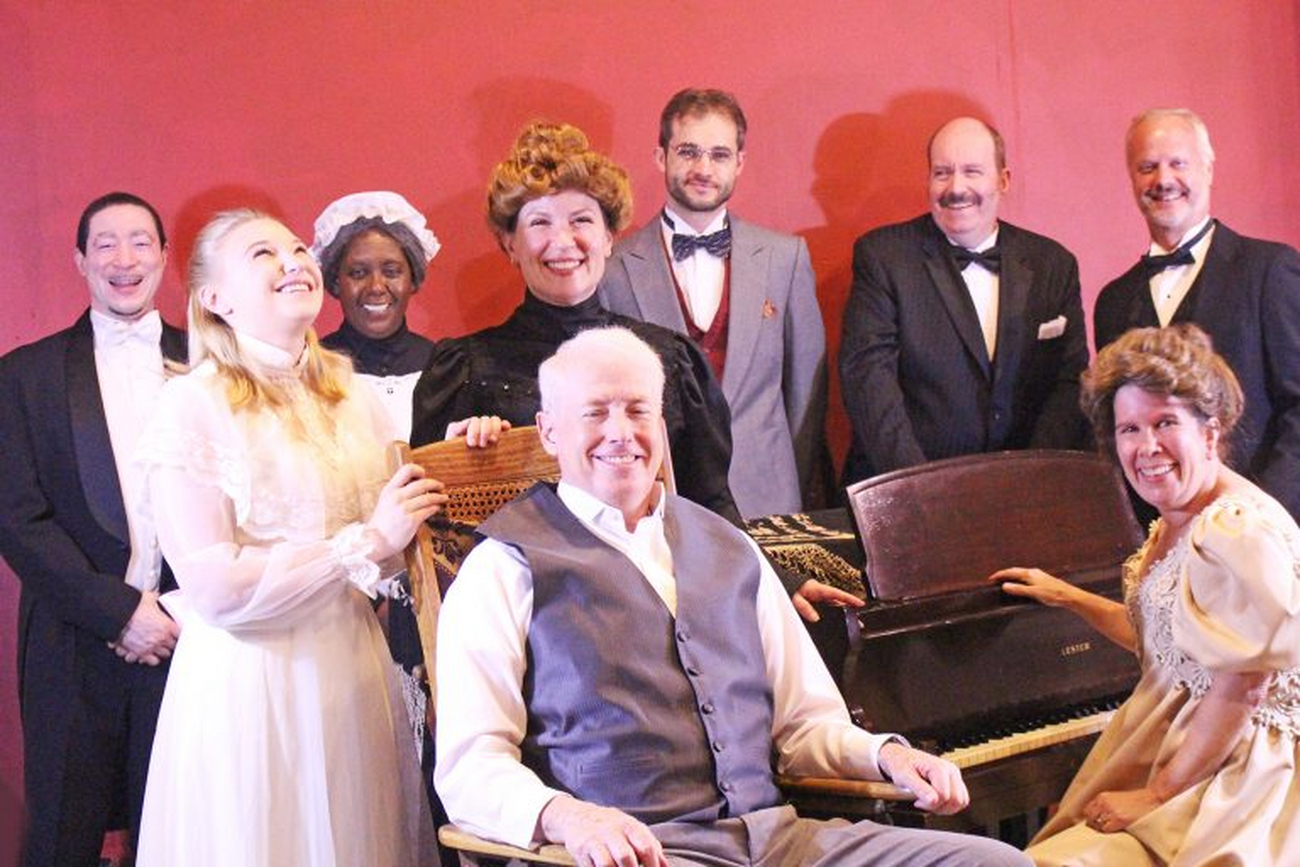 BWW Review: THE LITTLE FOXES at Elmwood Playhouse