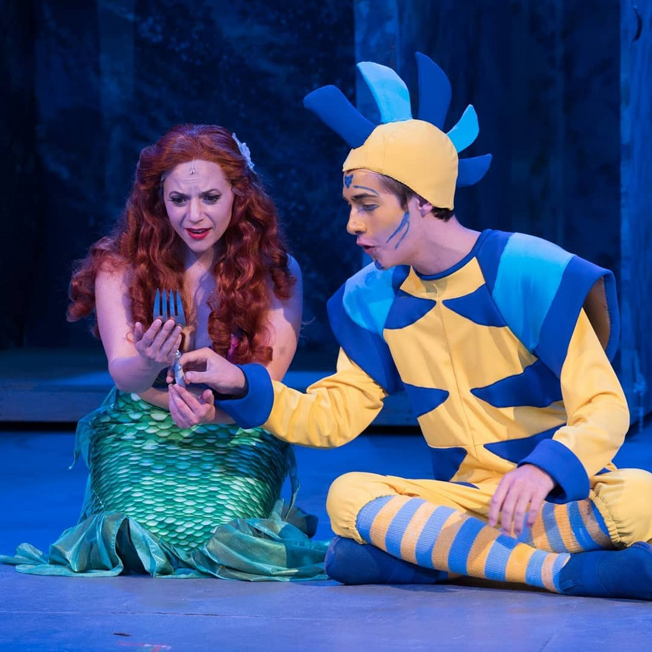 BWW Review: DISNEY'S THE LITTLE MERMAID is Family-Friendly Summer Fun