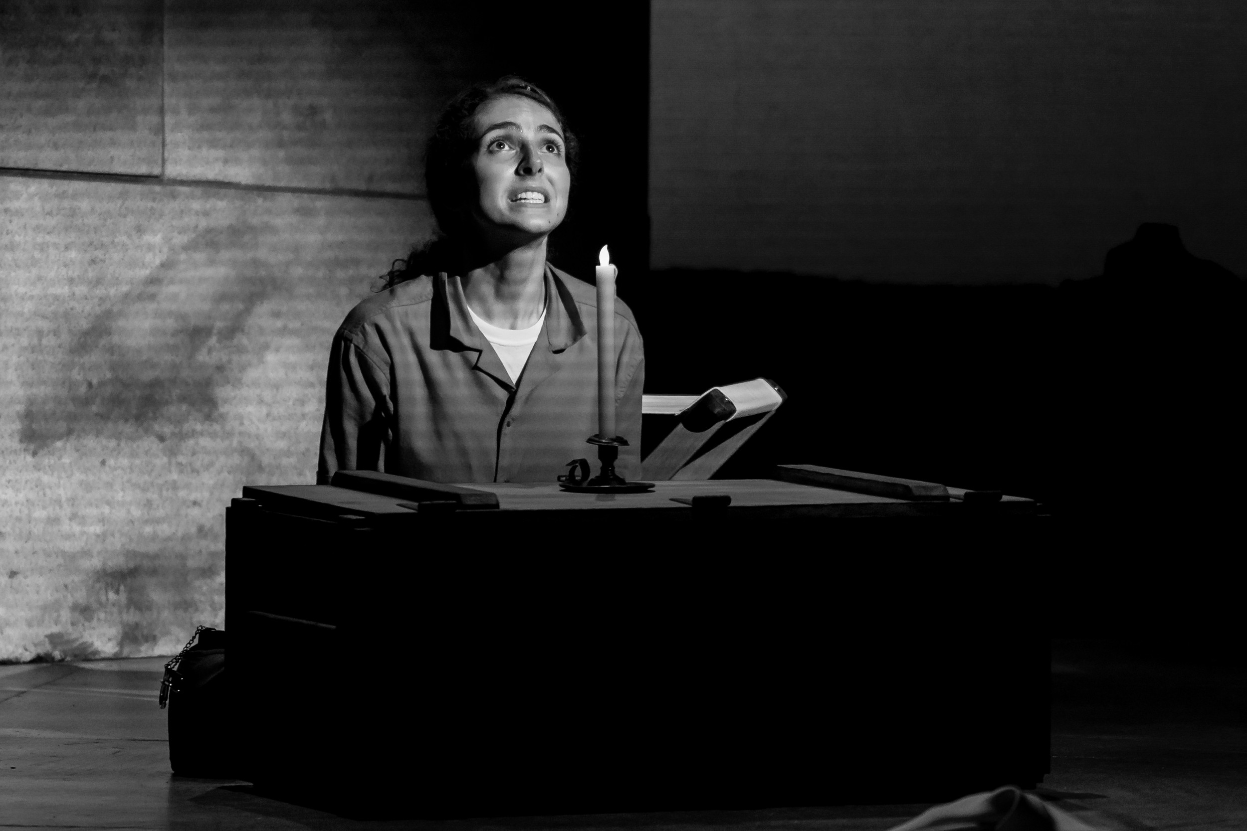 BWW Review: Spiritual Resistance in the rewarding HANNAH SENESH at National Yiddish Theatre Folksbiene