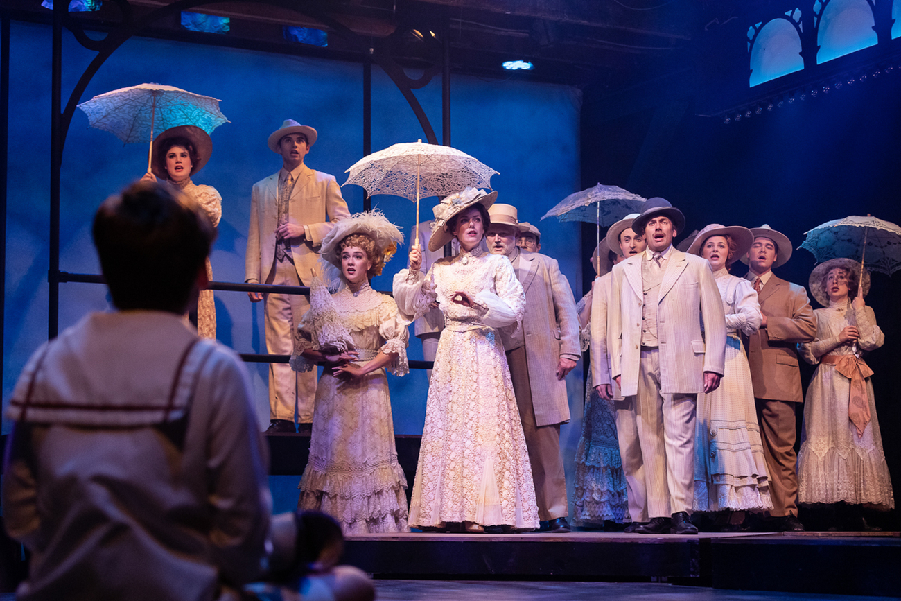 BWW Review: RAGTIME at The Mac-Haydn Theatre Offers a Poignant and Highly Relevant Reminder That America's Greatness Was Forged In A Melting Pot.