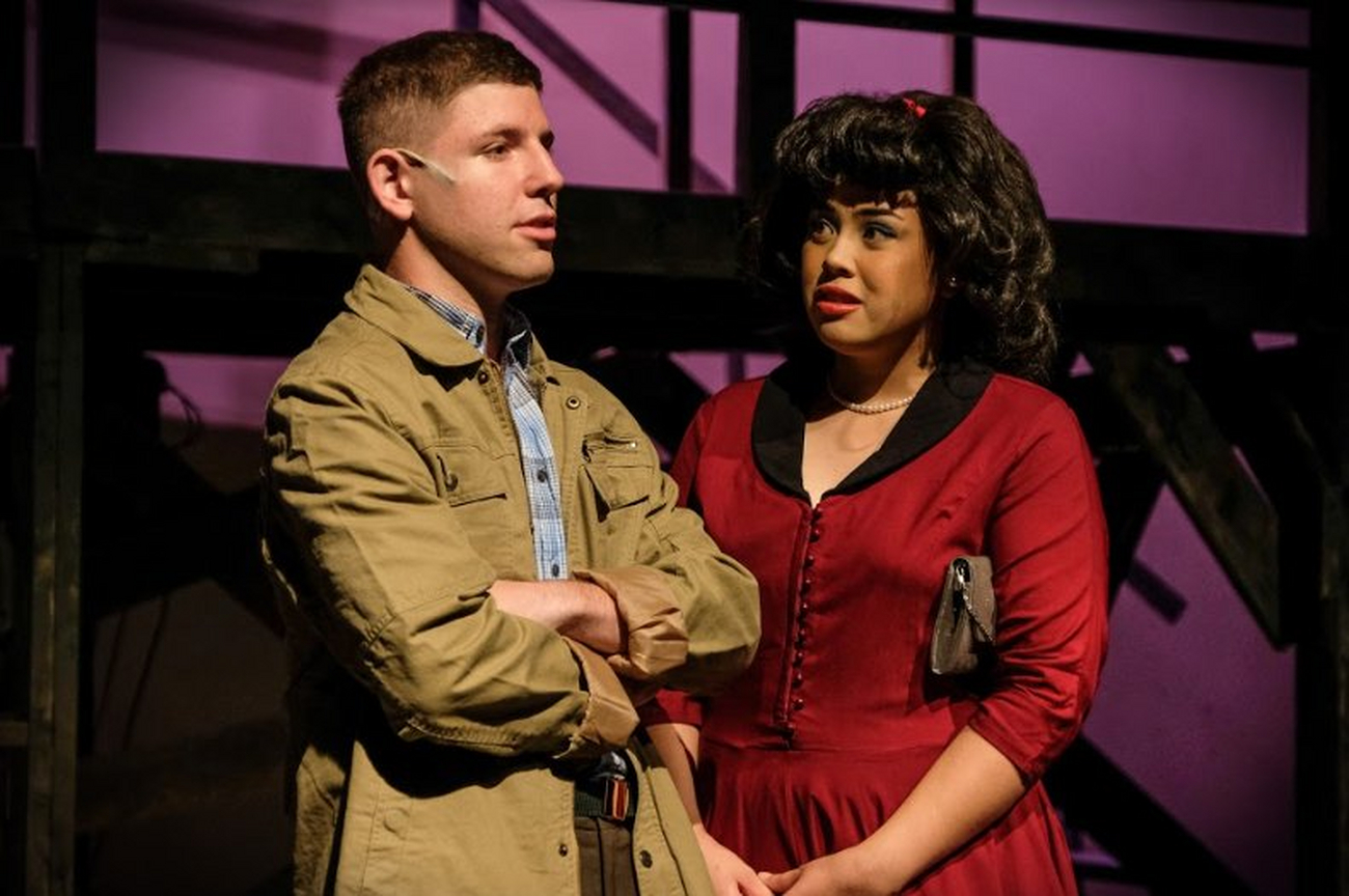 BWW Review: DOGFIGHT Explores Love, War, and Forgivness at Coronado Playhouse