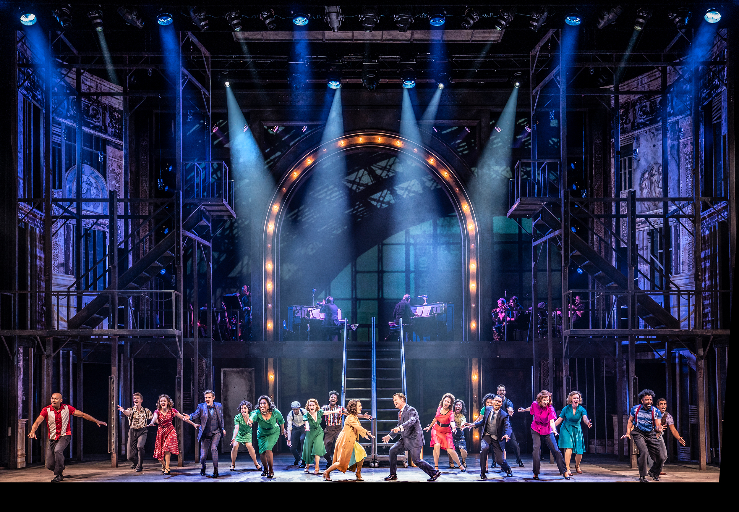 BWW Review: 42ND STREET at Ordway Center For The Performing Arts