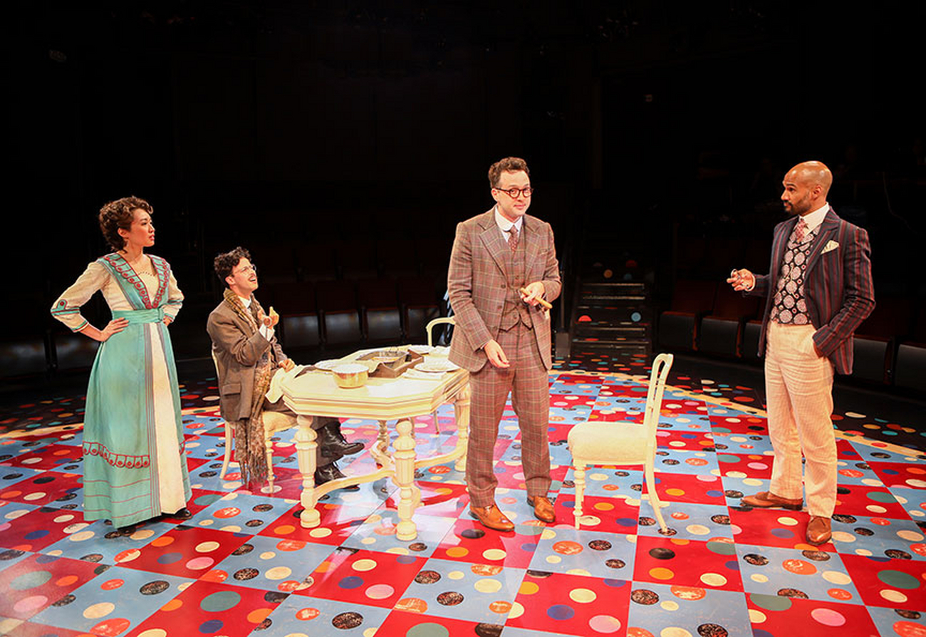 BWW Review: THE UNDERPANTS at The Old Globe