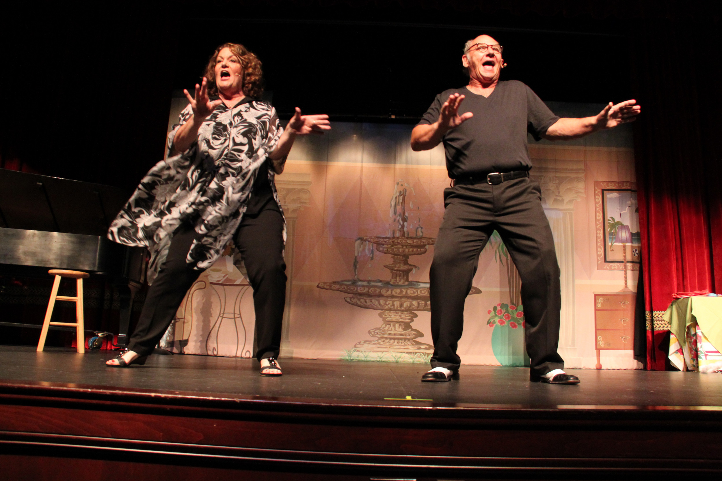 BWW Review: ASSISTED LIVING: THE MUSICAL Makes Retirement Look Fun