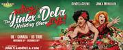BenDeLaCreme Announces International Tour THE RETURN OF THE JINKX & DELA HOLIDAY SHOW,