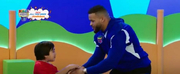 LA Rams Aaron Donald Appears on Childrens Show RYANS MYSTERY PLAYDATE Photo