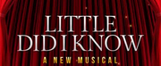 New Podcast Musical LITTLE DID I KNOW Will Launch March 31