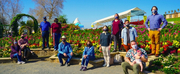 New Village Arts Brings The Arts Back To San Diego In Residency AtTHE FLOWER FIELDS  Photo
