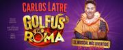 GOLFUS DE ROMA llegará al Teatro La Latina el 9 de septiembre