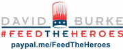 Chef David Burke Launches #FeedtheHeroes