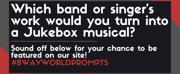 #BWWPrompts: Which Band or Singer\