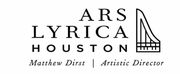 Ars Lyrica Houston Continues Season with SIGNATURE WORKS Photo