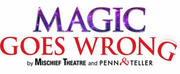 MAGIC GOES WRONG At The Vaudeville Theatre Announces New Cast