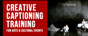 Singapore Repertory Theatre Announces Workshop on Creative Captioning Training for Arts an