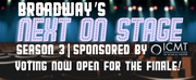 Voting Now Open for the Finale of Broadways Next on Stage! Photo