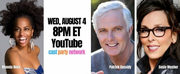 August 4th JIM CARUSOS PAJAMA CAST PARTY Says Hello to Patrick Cassidy