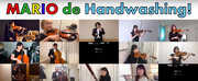 VIDEO: New Japan BGM Philharmonic Orchestra Performs Mario Theme Music For People to Wash Their Hands To
