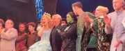 VIDEO: Composer Stephen Schwartz Joins the Cast of WICKED for Opening Night Bows!