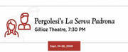 SRO Presents LA SERVA PADRONA at Gillioz Center Photo