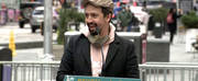 VIDEO: Lin-Manuel Miranda Helps Open Broadway Vaccination Site! Photo