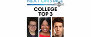 Meet Our NEXT ON STAGE College Top 3! Photo