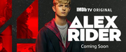IMDb TV and Amazon Prime Video Greenlight Season Two of ALEX RIDER Photo