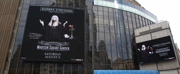 Up on the Marquee: Barbra Streisand Returns to Madison Square Garden Photo