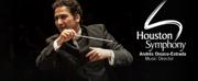 Houston Symphony Announces November Lineup of Concerts
