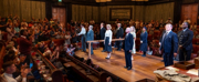 Photos: The Cast of WITNESS FOR THE PROSECUTION Takes Their Bows at Reopening Performance