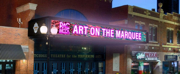 Patchogue Arts Council Takes Over The Patchogue Theatre Marquee For ART ON THE MARQUEE Photo