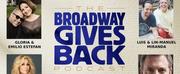 Lin-Manuel Miranda & More Join THE BROADWAY GIVES BACK PODCAST Photo