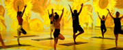 Gogh with Lifeway Kefir Immersive Yoga Classes Will Take Place at THE ORIGINAL IMMERSIVE V