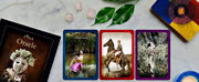 Suzzanne Douglas, Karen Lorre, Isabelle McCalla Featured In Lisa Levarts New Oracle Deck Photo
