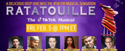 Andrew Barth Feldman and More Join Live RATATOUILLE Podcast Event Photo