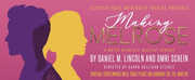 Slippery Rock Universitys Theatre Department Presents World Premiere of MAKING MELROSE Photo
