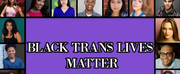 Jelani Remy, Julian Decker and Many More Announced for BLACK TRANS LIVES MATTER Photo