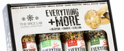 """THE SPICE LAB Introduces """"Everything + More"""" Seasonings"""