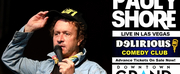 Comedian Pauly Shore Returns To Delirious Comedy Club In Las Vegas Photo