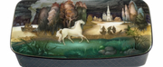 MINIATURE MASTERPIECES: RUSSIAN LACQUERED BOXES Opens October 30 At Museum Of Russian Icon Photo